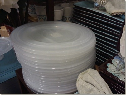 Swirled Plates from Pier One
