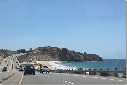 PCH, Beach Highway
