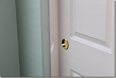 Brass Closet Door Hardware