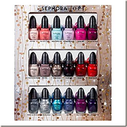 Sephora OPI Nail Set