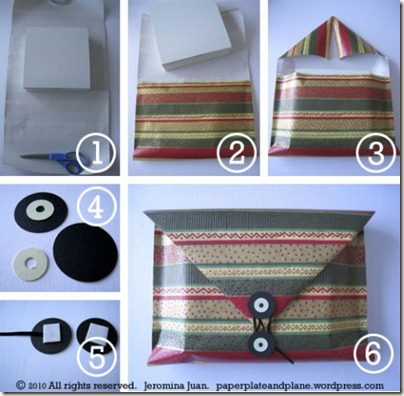 Wraping Envelope_paperplateandplane wordpress com