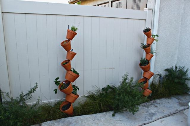 DIY: Vertical Gardening   Changing My Destiny