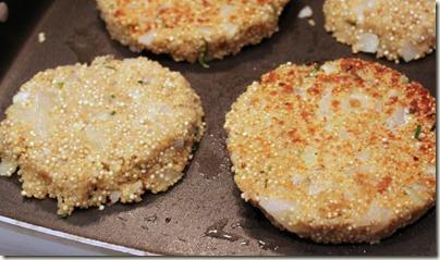 Quinoa Cakes_Plated4